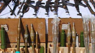 الجيش الجزائري يحبط تهريب أسلحة عبر مالي