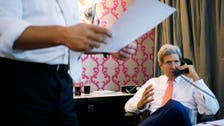 Kerry lays out steps to ease Israeli-Palestinian strife