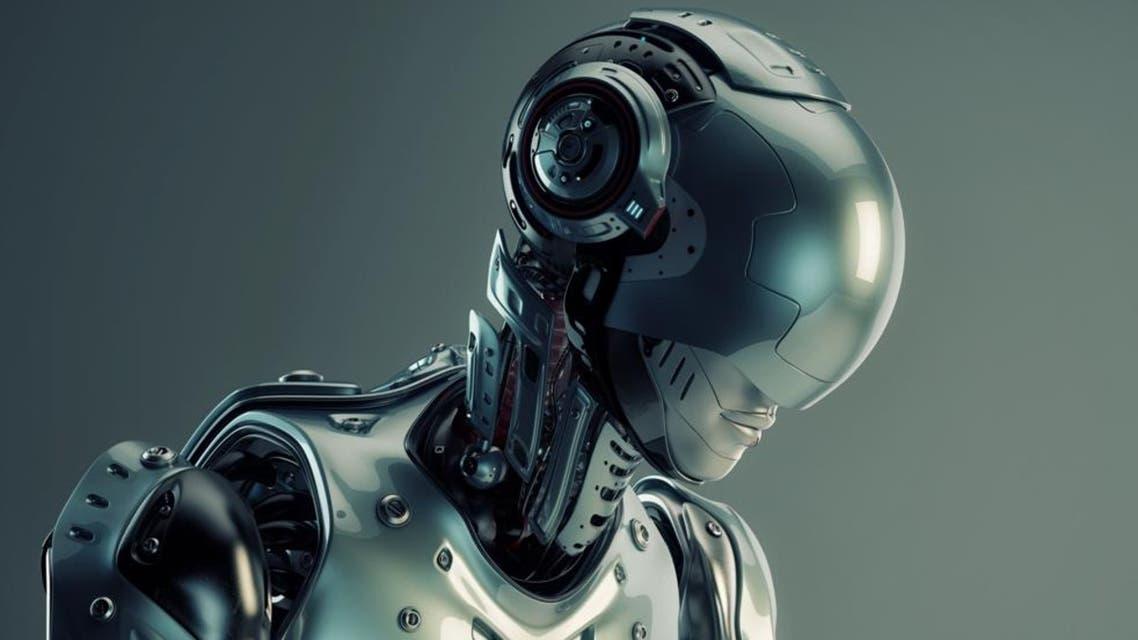 robot shutterstock