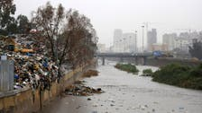 Week of heavy rain floods Mideast with chaos - and trash