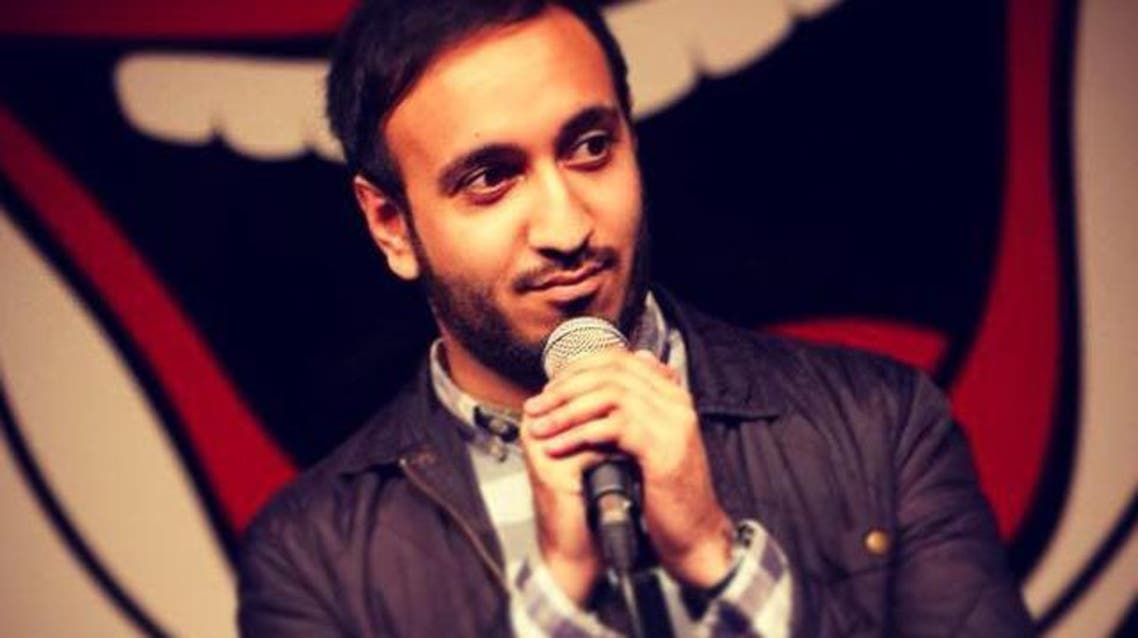 "Bilal Zafar's ""CAKES"" stand-up piece was inspired by a Twitter storm in September last year"