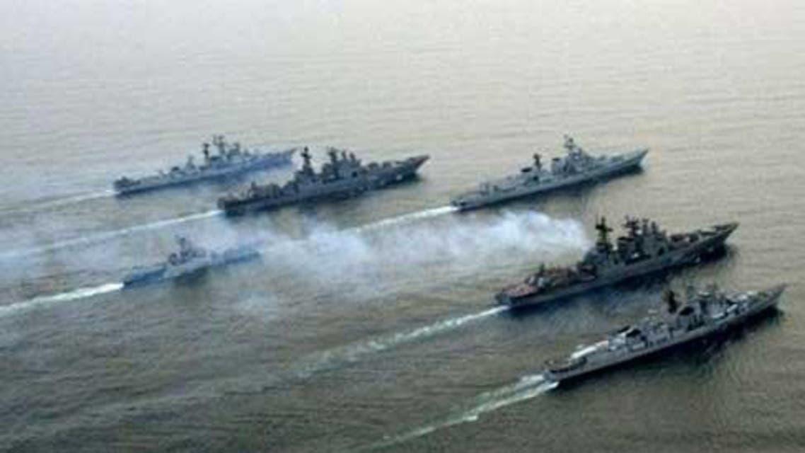سفن حربية روسية 3