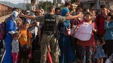 مقدونيا: قادرون على استقبال 2000 لاجئ كحد أقصى