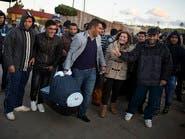 وصول 74 مهاجراً سورياً إلى مليلية قادمين من المغرب