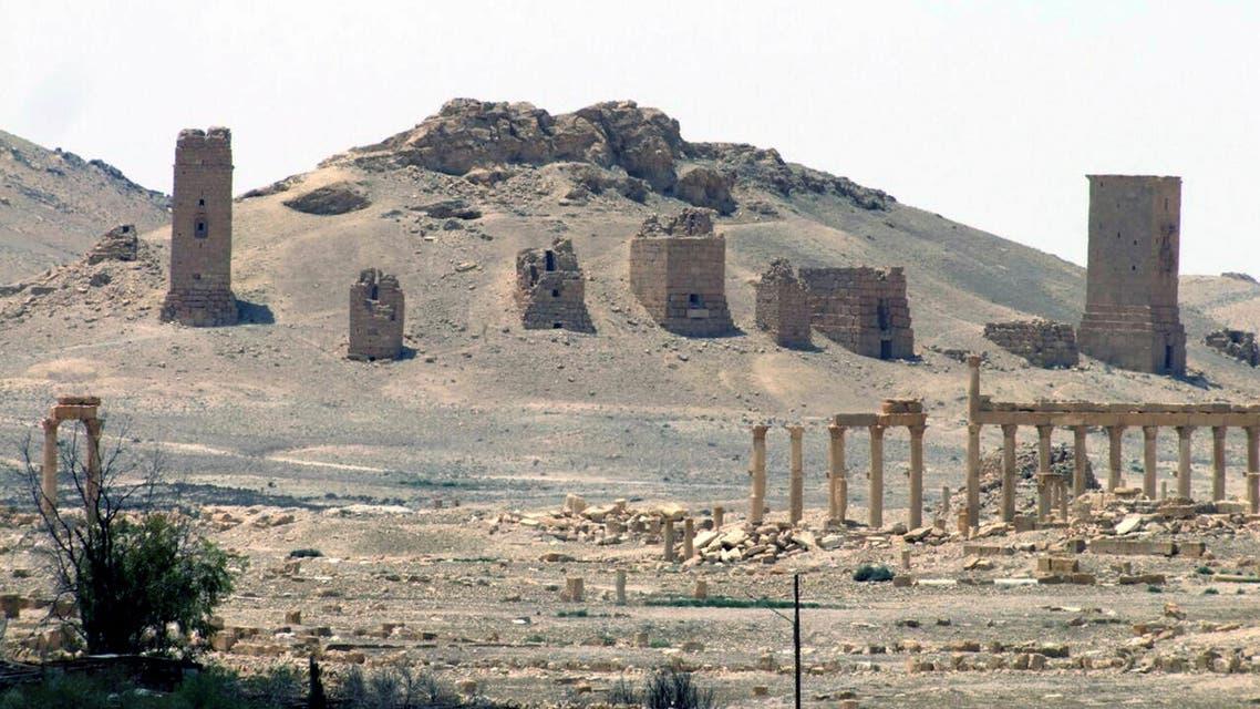 سوريا - تراث