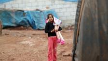 U.N. says 120,000 displaced by rising violence in Syria