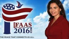 American woman of Syrian origin enters 2016 presidential race