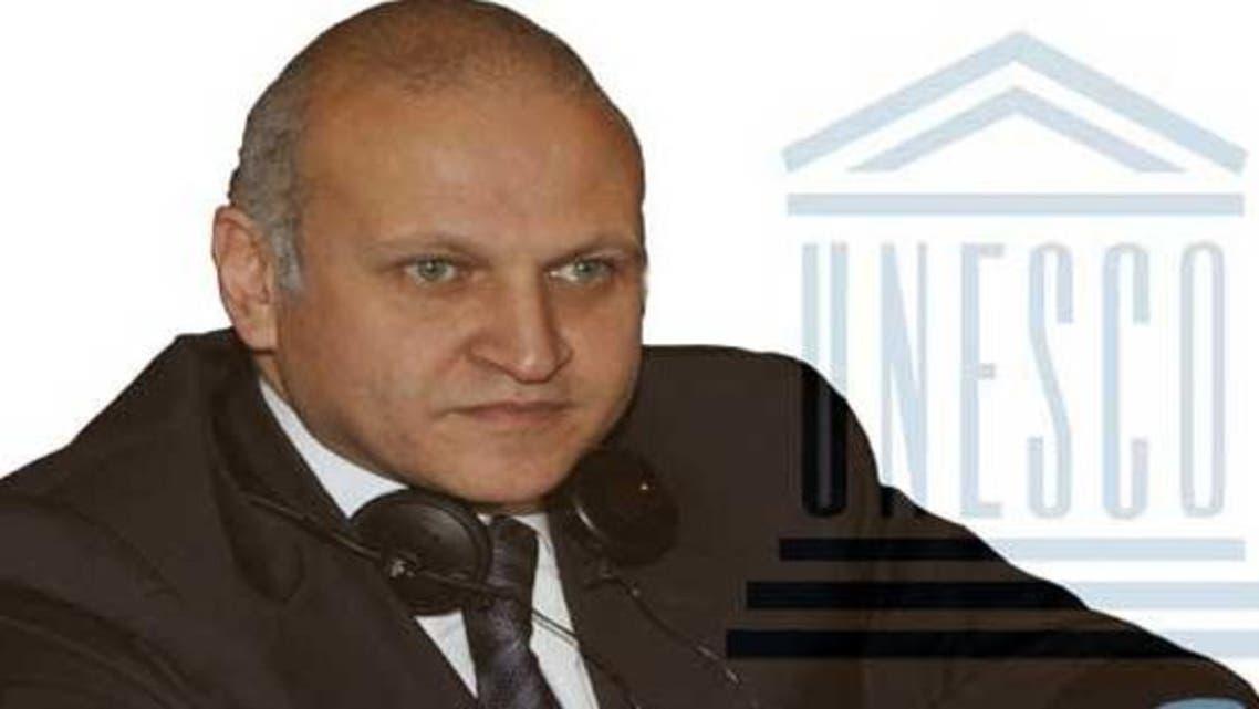 رئيس المجلس التنفيذى لليونسكو وسفير مصر لدى المنظمة الدكتور محمد سامح عمرو