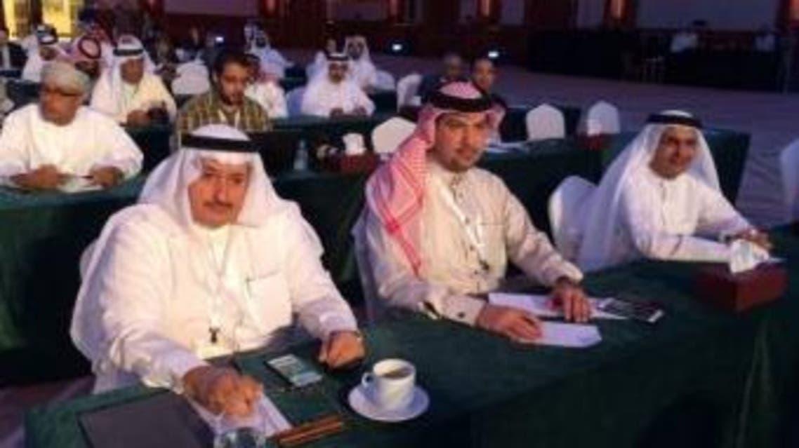 مشاركون المنتدى الخليجي الدوحة