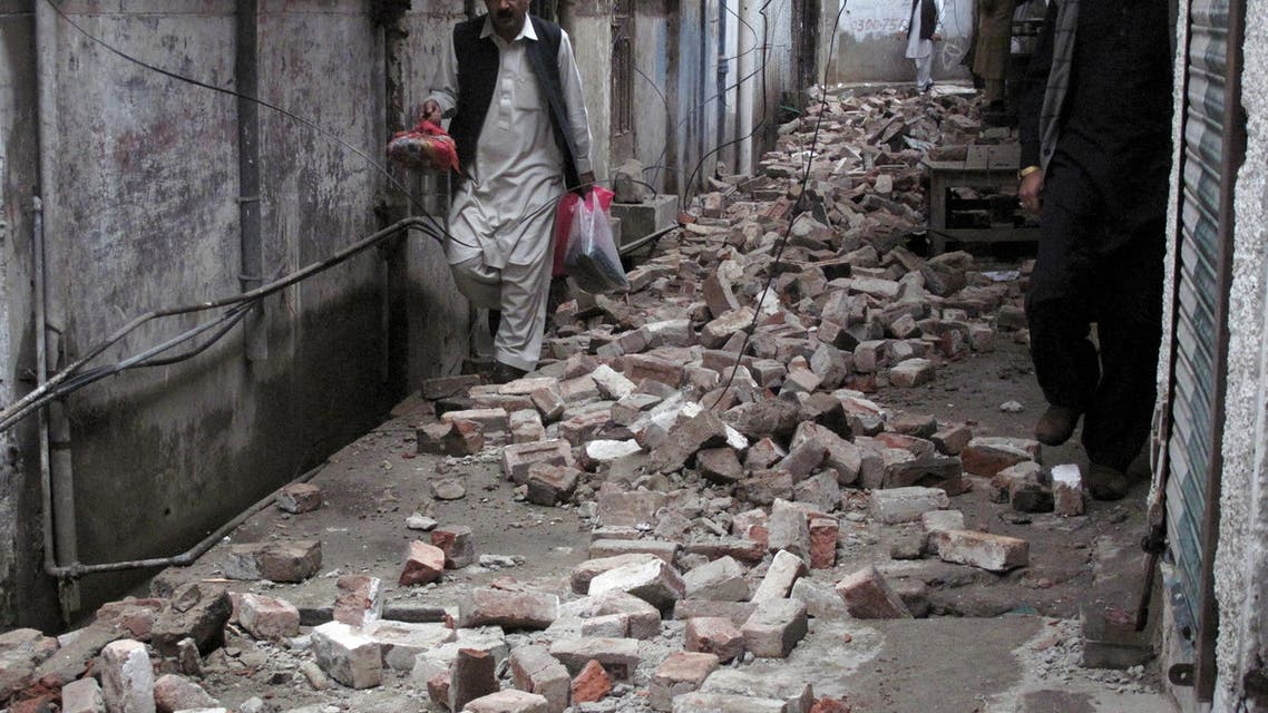 Quake rocks Afghanistan and Pakistan