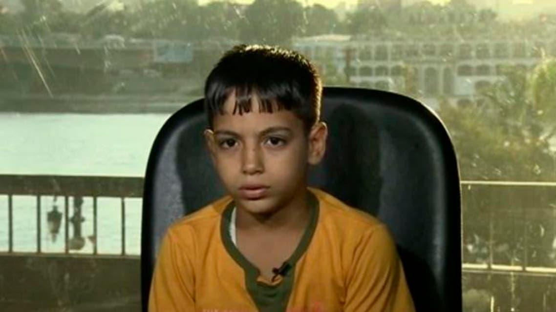 bibawi child school egypt