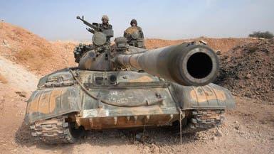 النظام يشن عملية عسكرية مركزة ضد الحر شرق دمشق