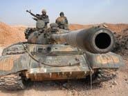 قوات النظام والميليشيات تصل الحدود العراقية قرب التنف