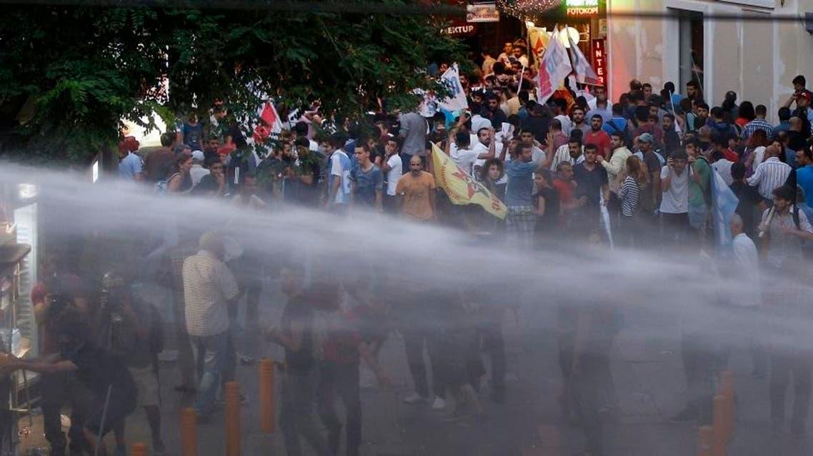 riot/protest