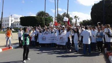 طلبة الطب بالمغرب يحتجون.. ووزير الصحة: الحوار هو الحل