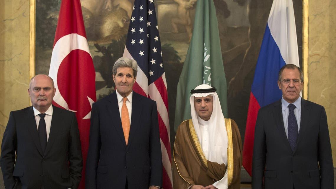 فيينا اجتماع سوريا