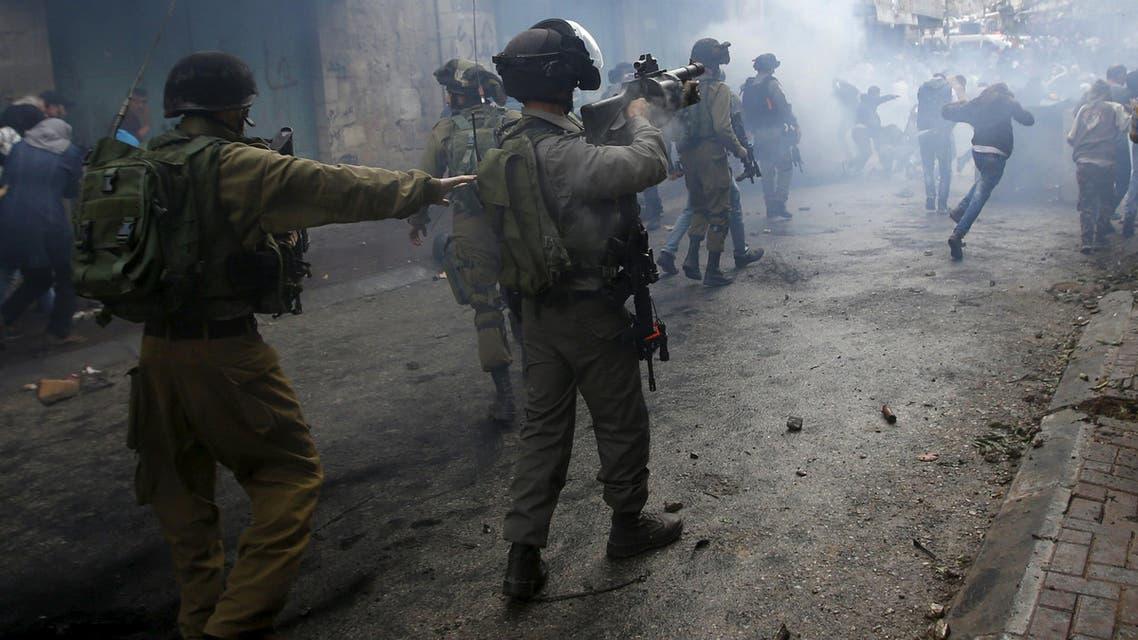 قوات الاحتلال الإسرائيلي 3