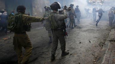 قوات الاحتلال تقتل فلسطينيين بعد اقتحامها مخيم #قلنديا