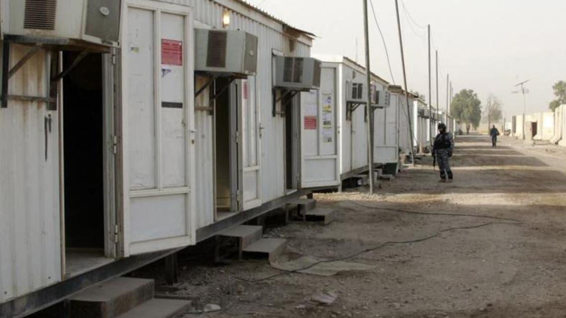 Camp Liberty - Reuters