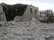 مقتل 600 شخص بغارات روسية على سوريا خلال شهر