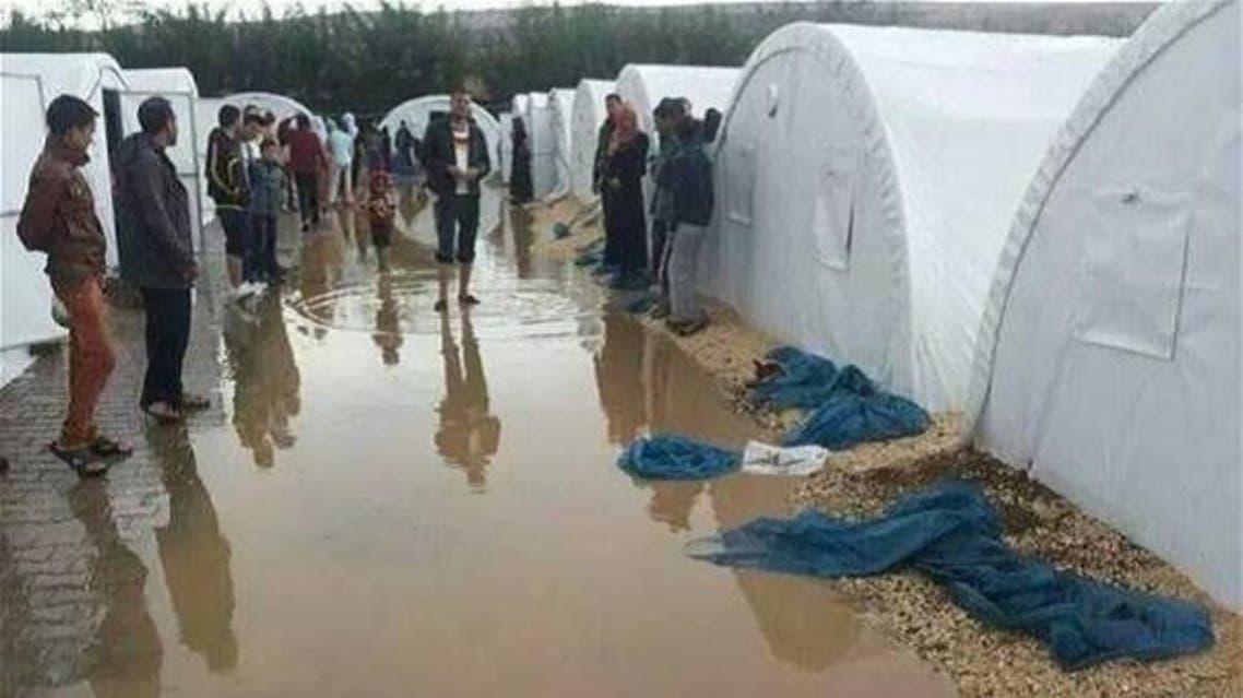 مخيمات اللاجئين في العراق