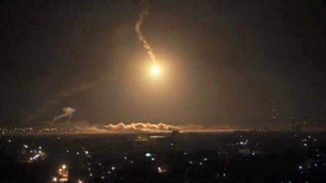 هجوم صاروخي - بغداد