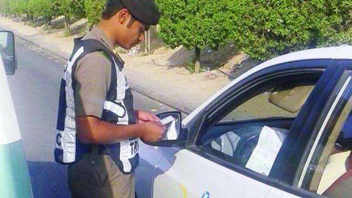 ضبط 1126 مفحطاً ومتجمهراً وحجز 7812 سيارة في الرياض