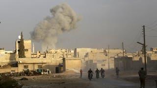 #سوريا.. عشرات القتلى بغارات روسية على ريف إدلب