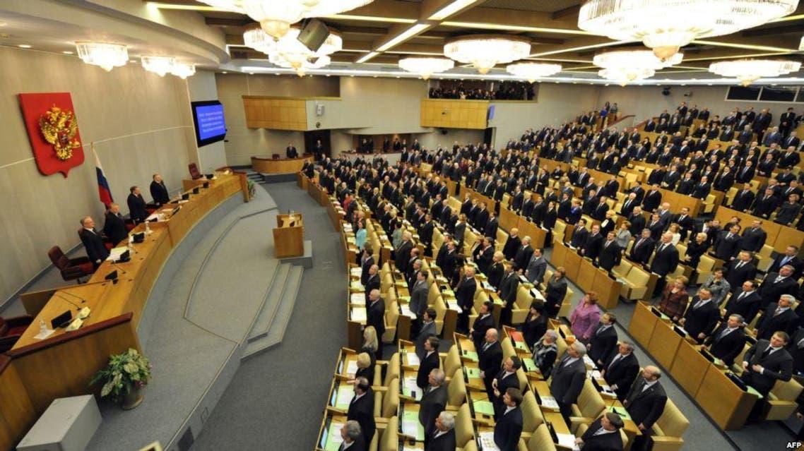 مجلس الدوما الروسي - روسيا 3