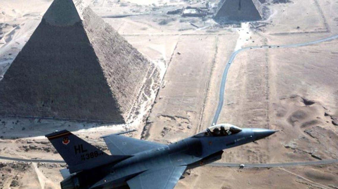 مصر - طائرات إف 16