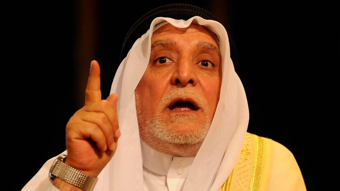 رئيس ديوان الوقف السني عبداللطیف همیم