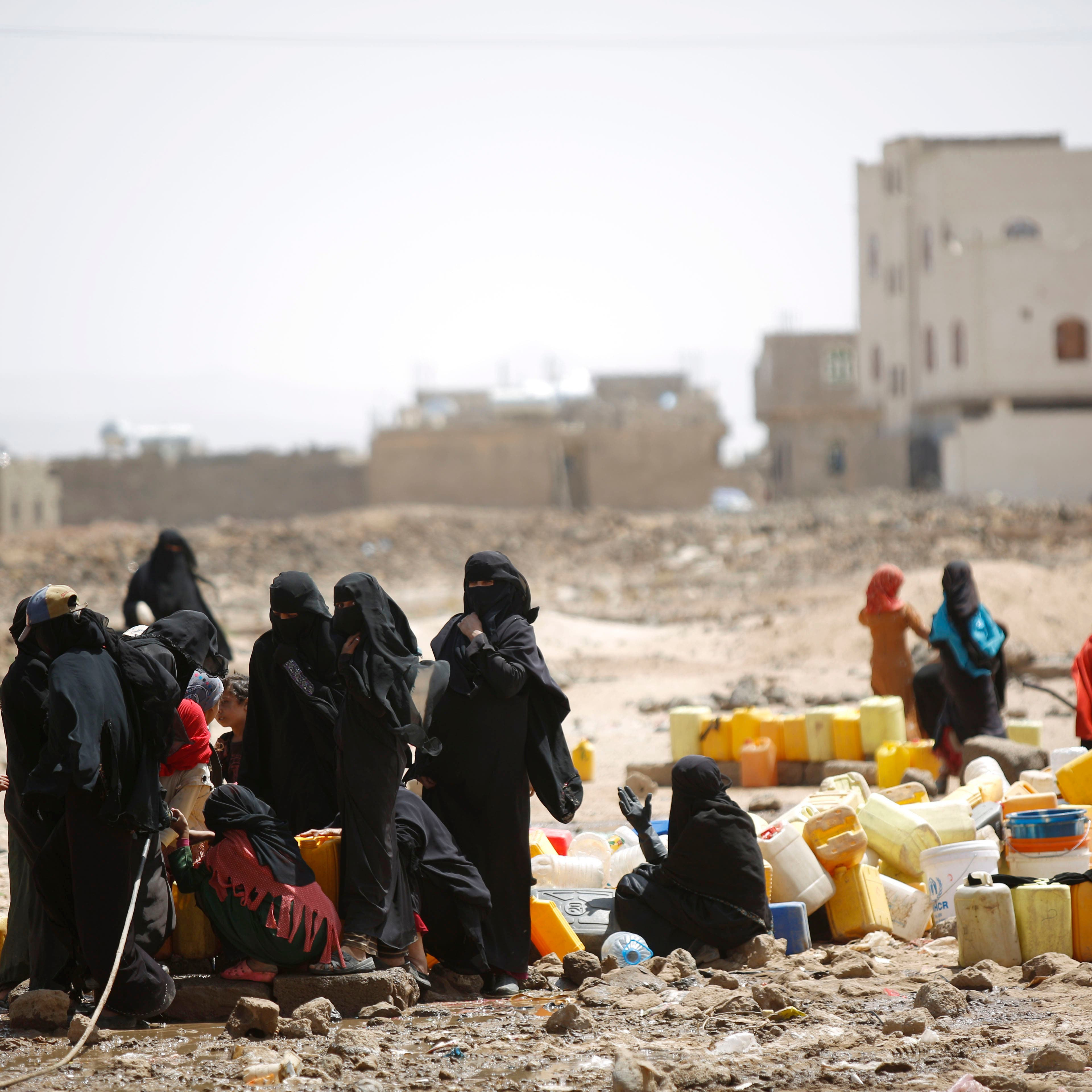 Yemeni group: Houthi rebels hold, torture female detainees