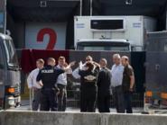 العثور على 130 مهاجرا داخل شاحنة مبردة في بلغاريا