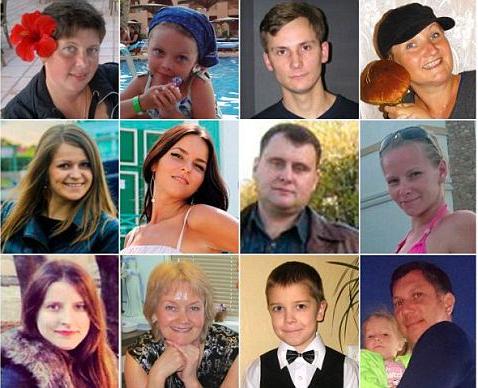 صور ضحايا الطائرة الروسية 2