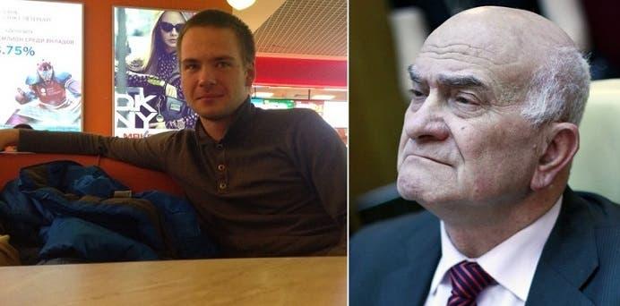 الاثنان يحملان الاسم نفسه، وزير الاقتصاد الروسي الأسبق، والقتيل بعمر 21 سنة يفجني ياسين