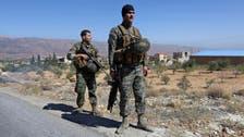 Lebanon army kills three militants near Syria border