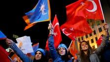 Turkey's Davutoglu hails 'day of victory' for AKP