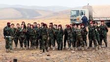 Kurdish forces prepare for battle to retake Iraq's Sinjar