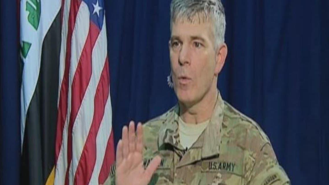 THUMBNAIL_ مقابلة خاصة: المتحدث باسم التحالف الدولي ضد داعش الكولونيل ستيف وارن