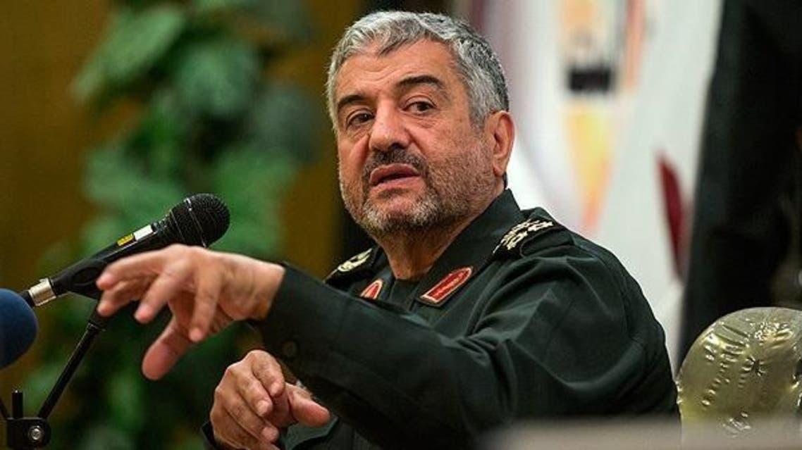 محمد علي جعفري القائد العام للحرس الثوري الإيراني