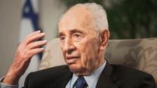 Netanyahu's peace efforts all talk, says Peres