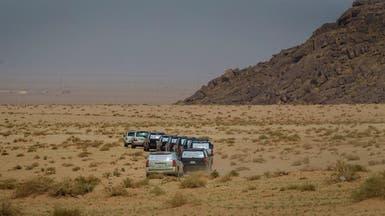 السعوديون ينفقون 800 مليون ريال في الصحراء