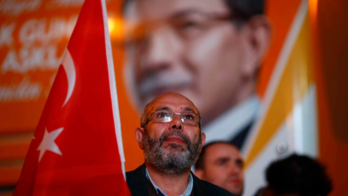 Turkey's AK Party wins majority