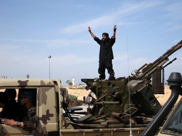 البرلمان الأوروبي يدعو لتحالف دولي لمحاربة داعش بليبيا