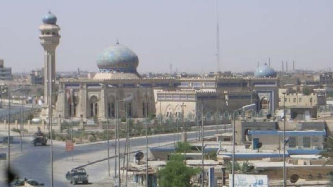 الرمادي مركز محافظة الأنبار