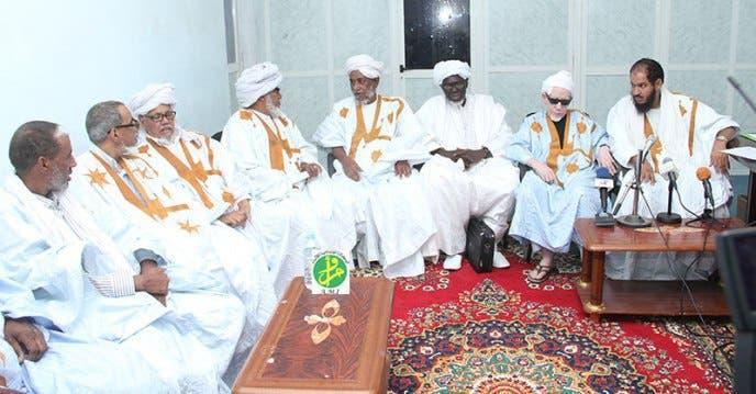 أعضاء رابطة علماء موريتانيا