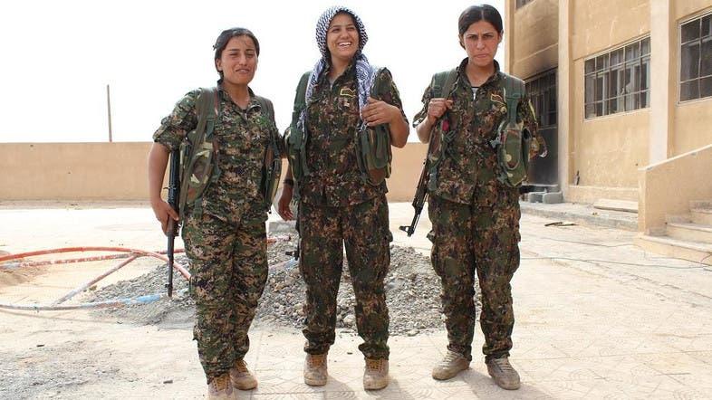 WATCH Kurdish Women Battle Daesh Terrorists in Al-Hasakah (VIDEO)