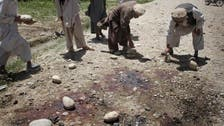 Graphic video shows Afghan woman stoned to death for eloping