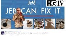 'Jeb can fix it?' Bush's campaign revamp scorned on social media