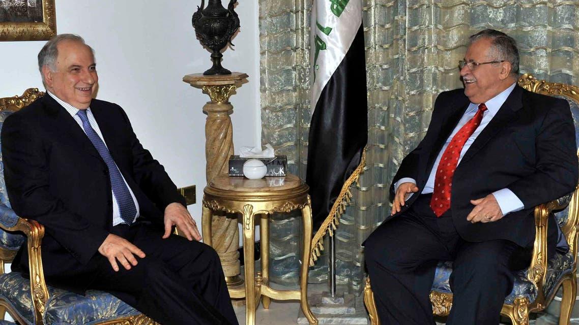 Iraq warmonger Ahmad Chalabi dies